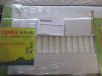 Стальные,панельные радиаторы отопления 22 типа в г.Запорожье TERRA TEKNIK 300/500