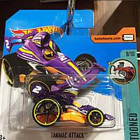 Hot Wheels базова модель Tarmac Attack