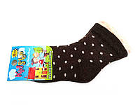 Носочки детские  KIDSTEP , махра.Размеры 8-12,14-18,носочки купить