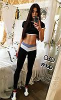 Женский стильный костюм для фитнеса t-t2705389