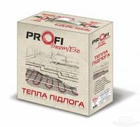 Profi Therm EKO Flex Теплый пол без стяжки под ламинат, кафель 1,5 м.кв 220 Вт тонкий нагревательный  кабель P