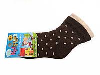Носочки детские  KIDSTEP , махра. Размеры 19-24