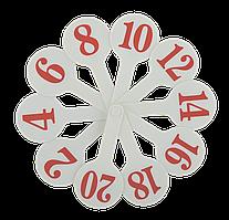Набір цифр (віяло)ZB.4900