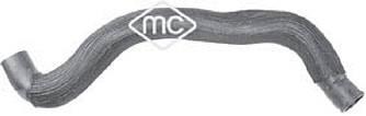 Патрубок радіатора охолодження двигуна (верх) на Renault Trafic 06-> 2.0 dCi — Metalcaucho (Іспанія) - MC09576