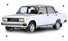 Автомобильные зеркала на Ваз 2104, 2105, 2107.