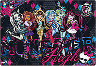 Подкладка настольная (60х40 см) KITE 2014 Monster High 212