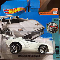 Hot Wheels базова модель Lamborghini Countach
