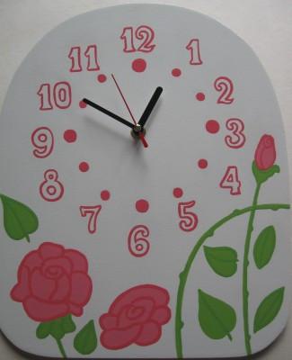 Детские настенные часы «Розочки», Funny Animals