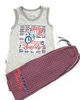 Комплект летний для мальчика Габби Велоспорт (р.116)