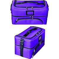 Чемодан мастера 2700-6 фиолетовый YRE