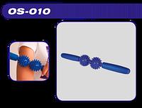 Массажер универсальный (2 мяча) OS-010 ORTOSPORT (Тайвань)