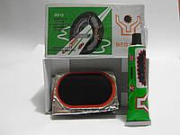 Латка №12 для ремонта велосипедных камер (10шт. в упаковке)