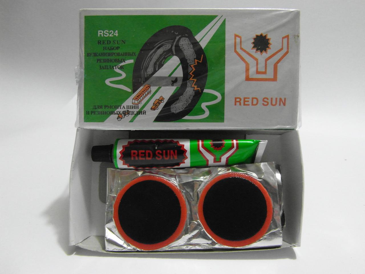 Латка №24 для ремонта велосипедных камер(10шт. в упаковке)