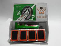 Латка №48 для ремонта велосипедных камер (10шт. в упаковке)