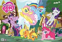 Подкладка настольная (60х40 см) KITE 2015 My Little Pony 212 (LP15-212K)