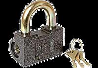 Замок навесной ЧЗ Замок ВС2-9 дисковый секрет