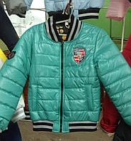 Куртка мальчик весна-осень Марк, 92-116р