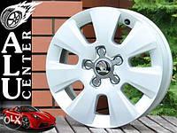 Оригинальные диски 15 5x112 SKODA OCTAVIA цена за 4 шт