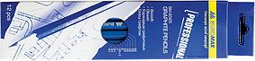 Набор карандашей для черчения Buromax PROFESSIONAL MIX12 шт. BM.8565