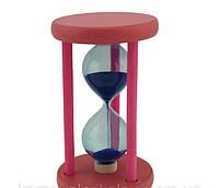 Часы песочные стеклянные 10,5 см