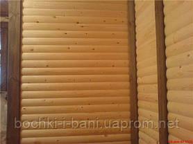 Блок-хауз для внутренних работ, фото 3