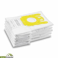 Фильтр-мешки из нетканного материала(5шт) для VC 6