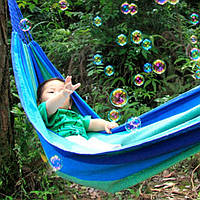Туристический гамак 200х80 см, мексиканский гамак для отличного отдыха на природе