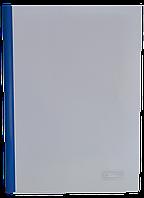 Папка скоросшиватель Buromax с прижимной планкой, 15мм, ассорти цветов
