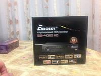 Спутниковый ресивер Eurosky 4050 HD