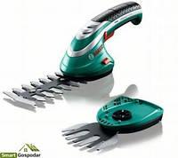 Аккумуляторные ножницы для травы и кустов ISIO 3