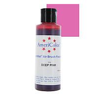 Краситель для аэрографа AmeriColor Темно-Розовый  128г