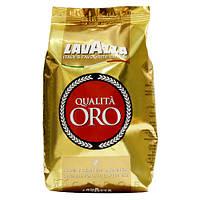 Lavazza Qualita Oro (Лавацца ОРО) 1 кг зерно ОРИГИНАЛ