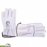 Перчатка замшевая 10 Intertool SP-0155
