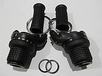 Ревошифт черный К-36, под Shimano, 3х7