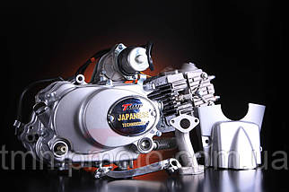 Двигатель Альфа -110сс 107FMN полуавтомат, фото 2