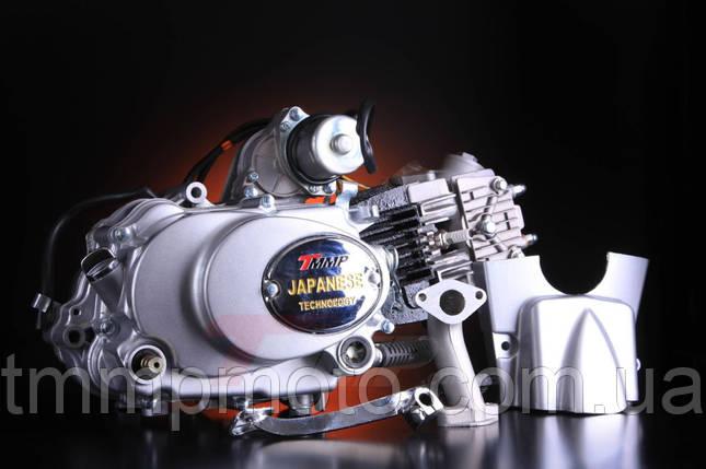 Двигатель ACTIVE ( Актив) 110сс 152 FMH 52,4 мм полуавтомат, фото 2