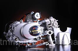Двигатель Актив / Дельта / Альфа -110см3 52,4мм полуавтомат