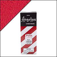 Краска для замши Angelus Red (красная)