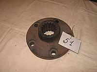 Втулка 31-0457-2 шлицевая маховика СМД-31А, Дон-1500