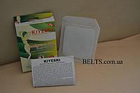 Токсиновыводящие пластыри Кияски, Kiyeski для похудения