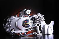 Двигатель Альфа Дельта 125 ТММР  механика , заводской двигатель, механическое сцепление. Двигатель D