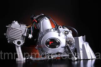 Двигатель Альфа Дельта 125см3 ТММР  механика , заводской двигатель, механическое сцепление, фото 2