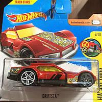 Hot Wheels базова модель Driftsta