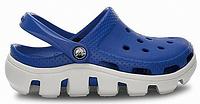 Детские кроксы Crocs синие