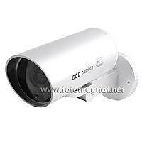 Камера муляж 1600, CDS-сенсор (видеонаблюдение муляж)