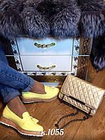 Очень крутые туфли-лоферы