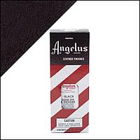 Краска для замши Angelus Black (черный)