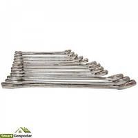 Ключи рожково-накидные 12шт 6-22мм standard sigma   6010095