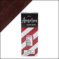 Краска для замши Angelus Dark Brown (темно коричневый)