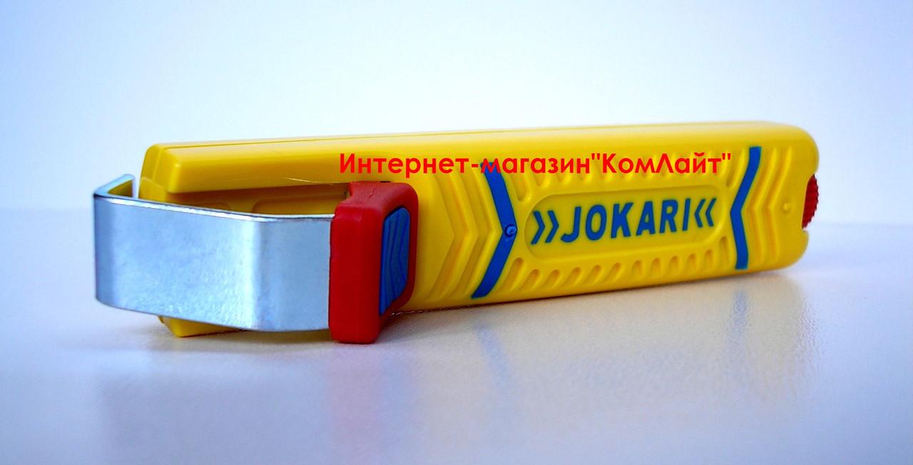 Нож для разделки кабеля jokari secura 28h ножи opinel толщина клинка